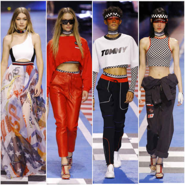 Tommy Hilfiger S:S 2018